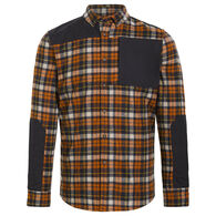 Alps & Meters Men's Touring Long-Sleeve Flannel Shirt
