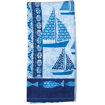 Kay Dee Designs Water\'s Edge Terry Kitchen Towel | Kittery ...