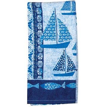 Kay Dee Designs Wateru0027s Edge Terry Kitchen Towel