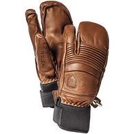Hestra Glove Men's Leather Fall 3 Finger Glove