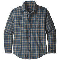 Patagonia Mens' Organic Pima Cotton Long-Sleeve Shirt