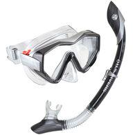 U.S. Divers Anacapa 1 Mask + Island Dry Snorkel Set
