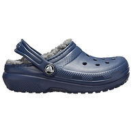 Crocs Boys' & Girls' Classic Lined Clog