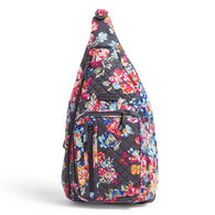 Vera Bradley Signature Cotton Iconic Sling Backpack
