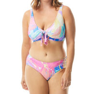 Beach House - Gabar - Swimwear Anywear Women's Faye Underwire Bikini Sea Soiree Swimsuit Top