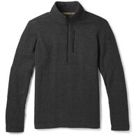SmartWool Men's Hudson Trail Fleece Half-Zip Sweater
