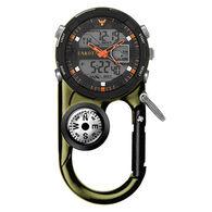 Dakota Angler II Ana-Digi Clip Watch