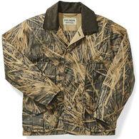 Filson Men's Mossy Oak Camo Waterfowl Upland Coat