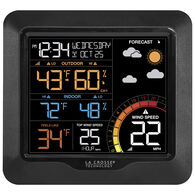 La Crosse Professional Color Wind Speed Weather Station