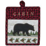 Kay Dee Designs Woodland Bear Embroidered Pocket Mitt