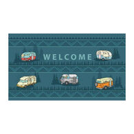 Wilcor Home Park It Camper Floor Mat