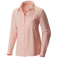 Mountain Hardwear Women's Canyon Long-Sleeve Shirt