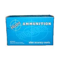 Bullseye 40 S&W 180 Grain Trunacated Nose Reloaded Handgun Ammo (50)