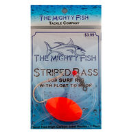 The Mighty Fish Striped Bass Surf Float Rig