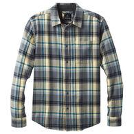 prAna Men's Asylum Heavyweight Flannel Thermal-Lined Long-Sleeve Shirt