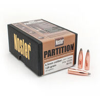 "Nosler Partition 6.5mm 125 Grain .264"" Spitzer Point Rifle Bullet (50)"
