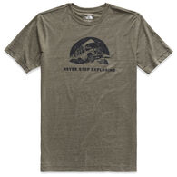 The North Face Men's Pony Wheels Tri-Blend Short-Sleeve T-Shirt