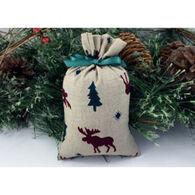 Moosehead Balsam Fir Moose And Tree Bag