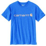 Carhartt Women's WK195 Workwear Logo Short-Sleeve Shirt