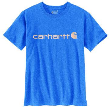 Carhartt Womens WK195 Workwear Logo Short-Sleeve Shirt
