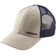 Patagonia Men's Small Text Logo LoPro Trucker Hat