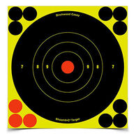 "Birchwood Casey Shoot-N-C 6"" Bull's-eye Self-Adhesive Target - 12-60 Pk."