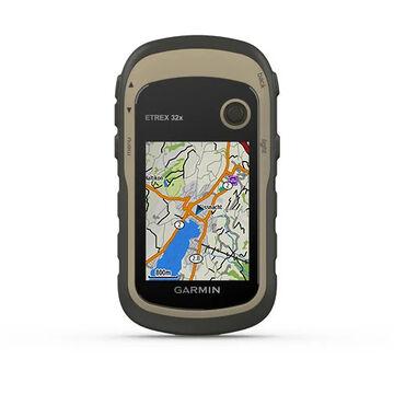 Garmin eTrex 32x w/ Compass and Barometric Altimeter Handheld GPS