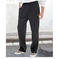 Champion Men's Authentic Open Bottom Jersey Pants