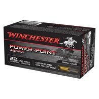Winchester Power-Point 42 Max 22 LR 42 Grain HP Ammo (50)