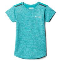 Columbia Girl's Tech Trek Short-Sleeve T-Shirt