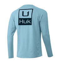 Huk Men's Huk'd Up Pursuit Long-Sleeve Shirt