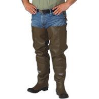 Caddis Men's Rubber Hip Boot w/ Knee Harness