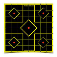 "Birchwood Casey Shoot-N-C 8"" Sight-In Self-Adhesive Target - 6 or 15 Pk."