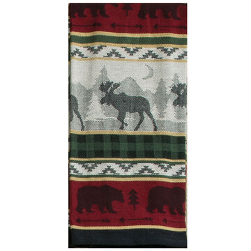 Kay Dee Designs Woodland Moose & Bear Jacquard Tea Towel