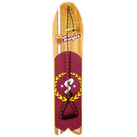 Snurfer The Drifter Snow Surfer Backyard Snowboard