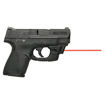 LaserMax CF-Shield S& W M&P Shield Red CenterFire Laser