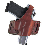 Bianchi Model 5 Black Widow Belt Holster - Left Hand