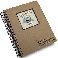"""Journals Unlimited """"Write It Down!"""" My Bucket List Journal"""