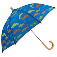 Hatley Boys' Crazy Chameleons Umbrella