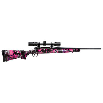 Savage Youth Axis XP Compact Muddy Girl 7mm-08 Remington 20 4-Round Rifle w/ Scope