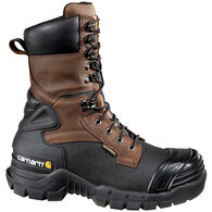 """Carhartt Men's 10"""" Insulated Composite Toe Pac Boot"""