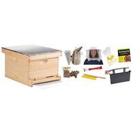 Little Giant 10-Frame Deluxe Beginner Hive Kit