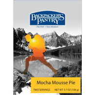 Backpacker's Pantry Mocha Mousse Pie - 2 Servings