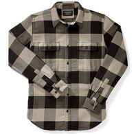 Filson Men's Vintage Flannel Long-Sleeve Work Shirt