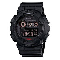 Casio G-Shock GD120MB-1 Shock-Resistant Watch