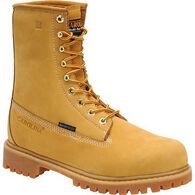"Carolina Shoe Men's 8"" Waterproof Steel Toe Insulated Grizzly Boot, 200g"