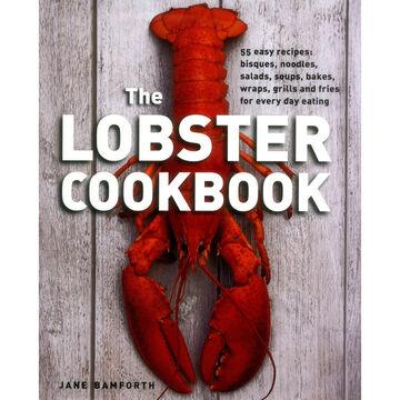 Lobster Cookbook by Jane Bamforth