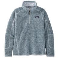Patagonia Girl's Better Sweater 1/4-Zip Long-Sleeve Fleece Shirt