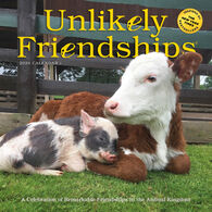Unlikely Friendships 2020 Wall Calendar by Workman Publishing