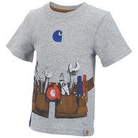 Carhartt Boys' Tool Belt Short-Sleeve T-Shirt
